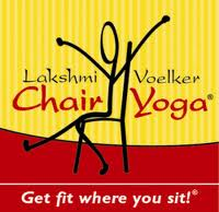 Lakshmi Voelker Chair Yoga