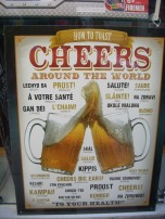 """Cheers!"" in every language"