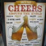 """""""Cheers!"""" in every language"""