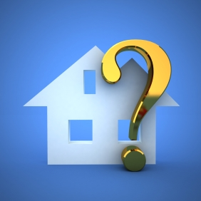 home question mark