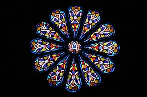 Stained Glass Window - Copy
