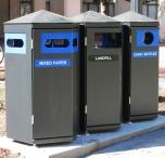 Trash Recycle Bins