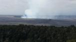 Active caldera