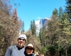 2018 Camping Trip to Yosemite with BF Brian, Bro Paul, Cousin Ryan, Hero Rick, Sweet Friend Diane